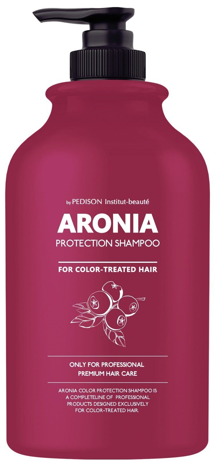 [Pedison] Шампунь для волос АРОНИЯ Institute-beaut Aronia Color Protection Shampoo, 500 мл